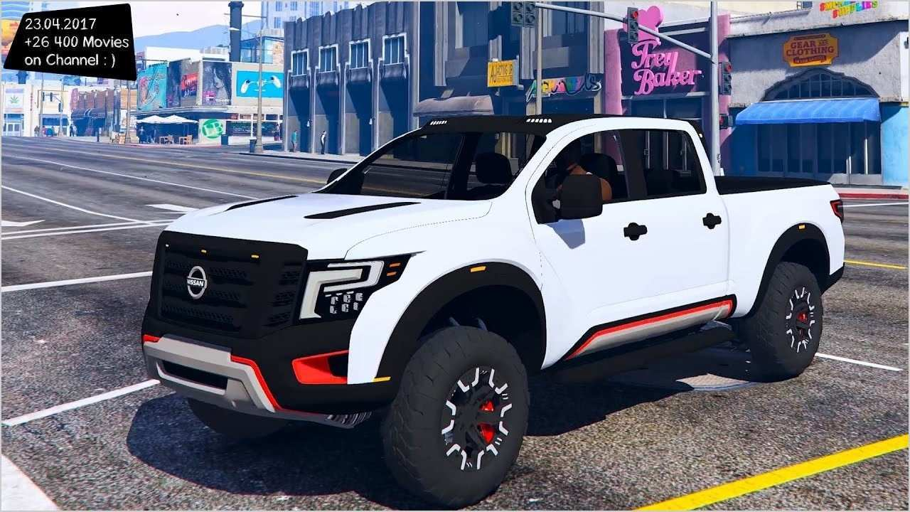 58 Gallery Of 2020 Nissan Titan Warrior Price Picture For 2020 Nissan Titan Warrior Price Car Review Car Review