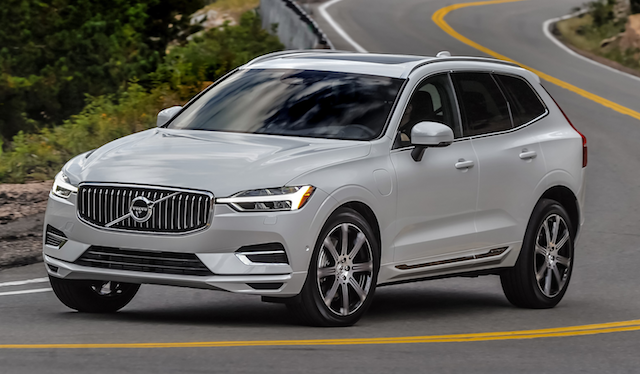 58 Gallery of Volvo Xc60 2020 History for Volvo Xc60 2020