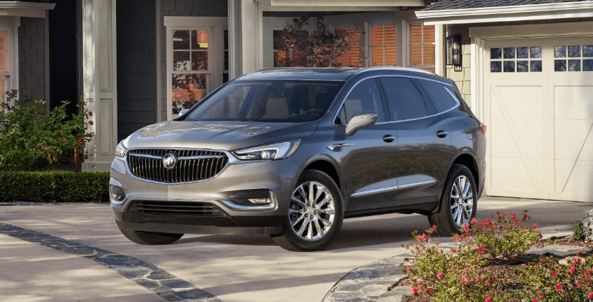 58 Great 2020 Buick Enclave Release Date Spy Shoot with 2020 Buick Enclave Release Date