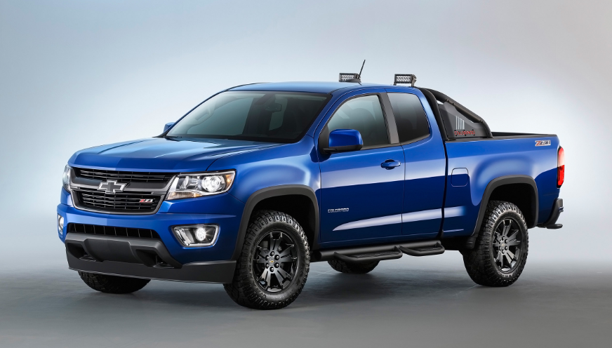 58 Great 2020 Chevrolet Colorado Release Date New Concept by 2020 Chevrolet Colorado Release Date