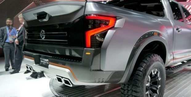 58 Great 2020 Nissan Titan Warrior Price Exterior For 2020