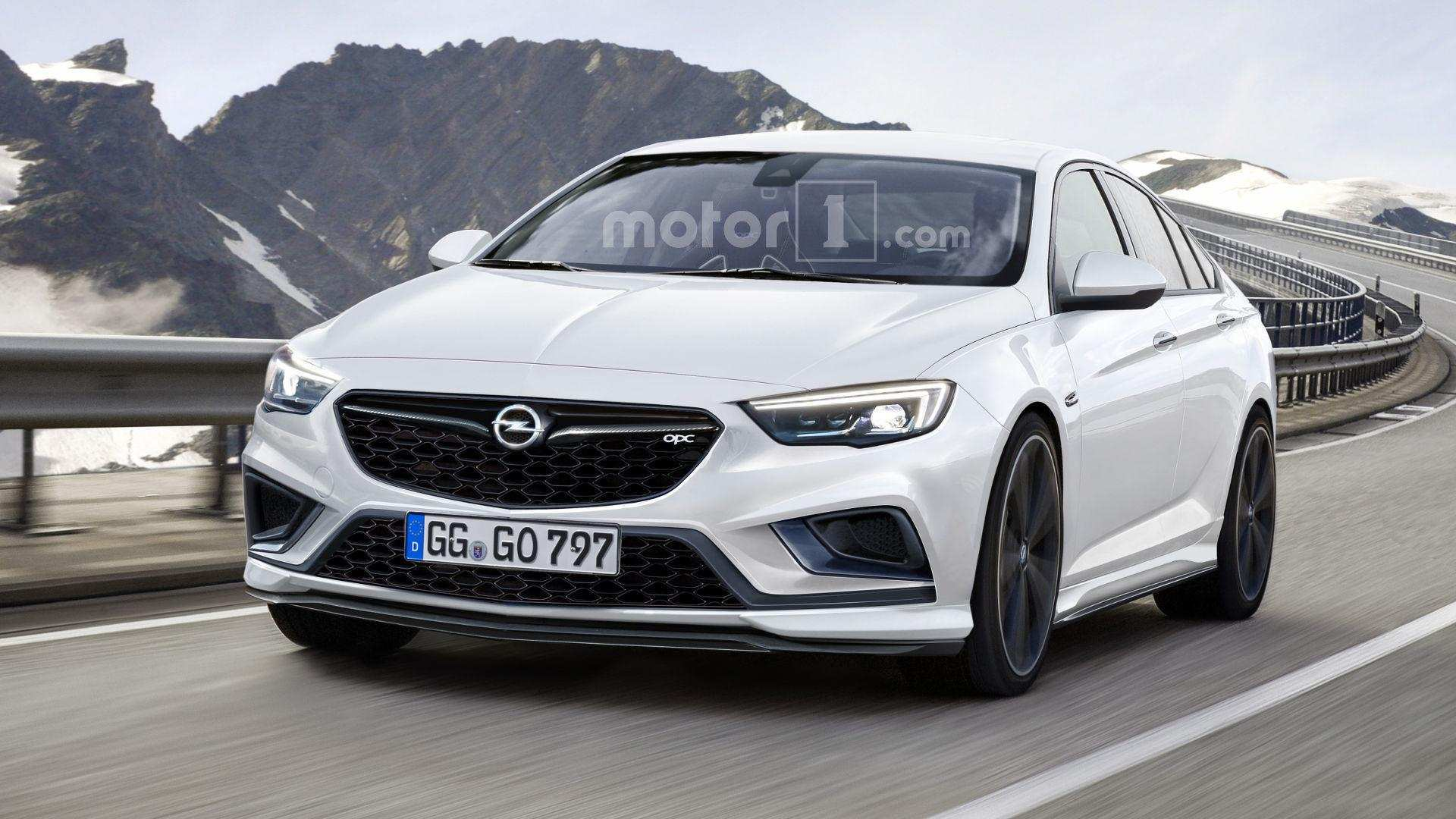 58 Great Opel Insignia Opc 2020 Review with Opel Insignia Opc 2020