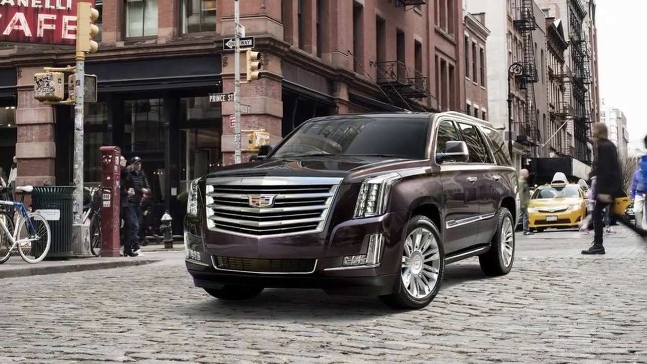 58 New 2020 Cadillac Escalade Youtube Performance with 2020 Cadillac Escalade Youtube
