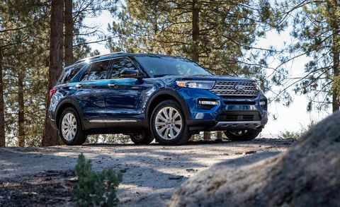 58 New 2020 Ford Explorer Build And Price Specs for 2020 Ford Explorer Build And Price