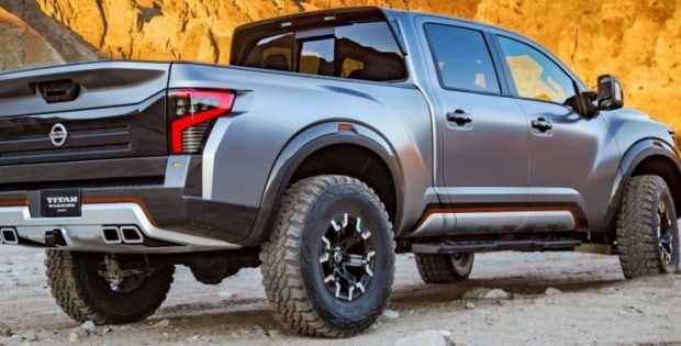 58 New 2020 Nissan Titan Warrior Price Photos For 2020