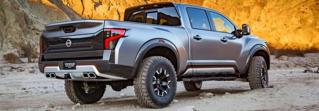 58 New 2020 Nissan Titan Warrior Price Photos for 2020 Nissan Titan Warrior Price