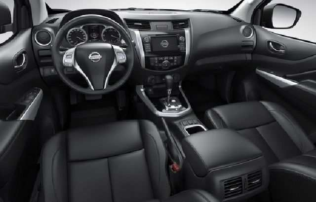 58 New Nissan Frontier 2020 Interior Review for Nissan Frontier 2020 Interior