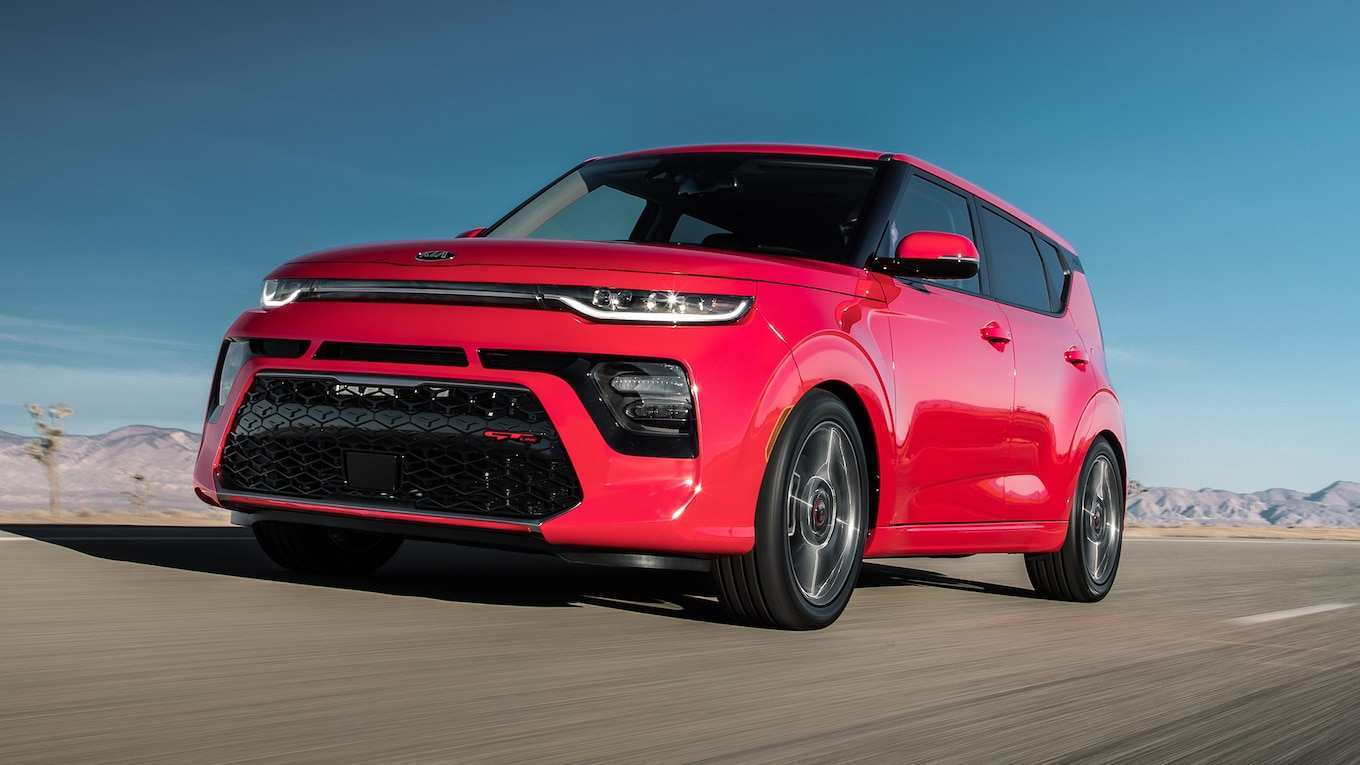58 The 2020 Kia Soul Horsepower Release Date by 2020 Kia Soul Horsepower