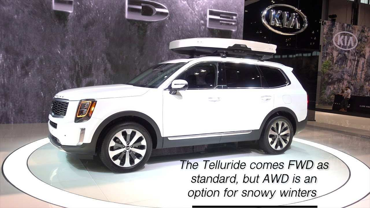 58 The 2020 Kia Telluride Brochure Pdf Specs and Review for 2020 Kia Telluride Brochure Pdf