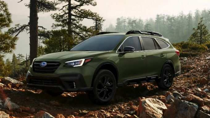 58 The 2020 Subaru Outback Availability Performance and New Engine for 2020 Subaru Outback Availability