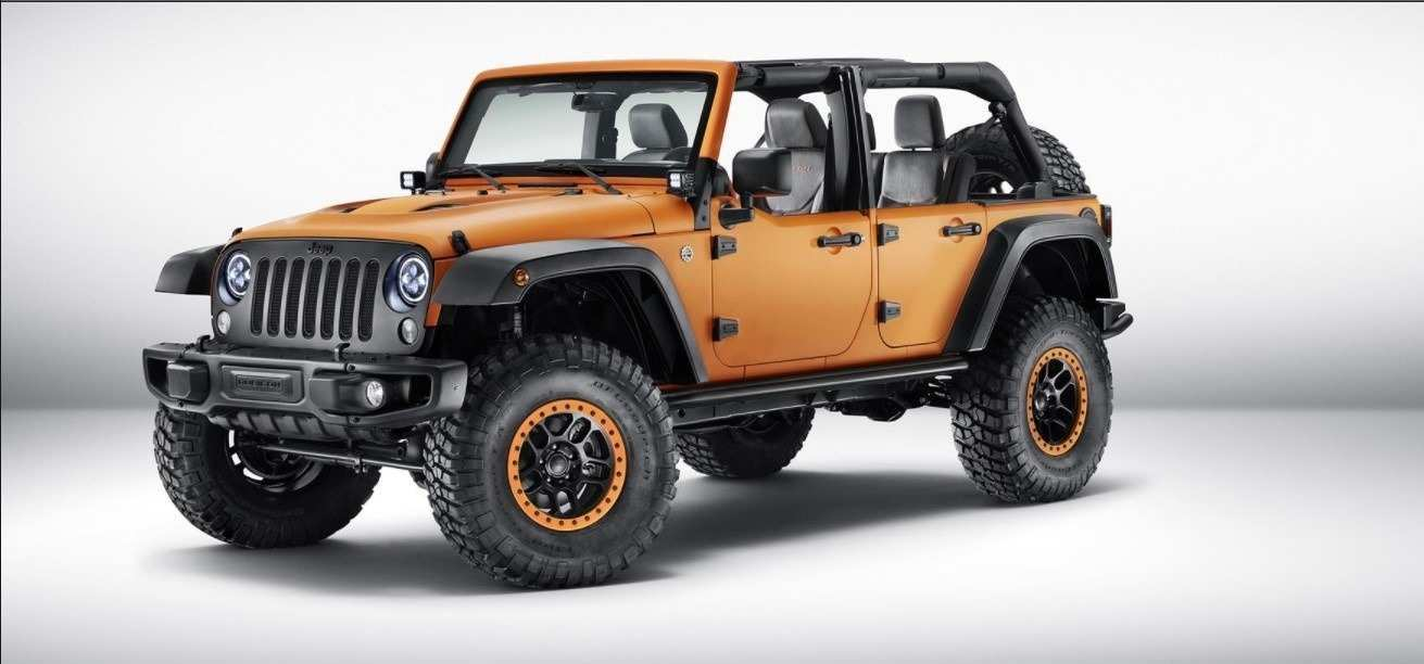 58 The Jeep Rubicon 2020 Price Configurations by Jeep Rubicon 2020 Price