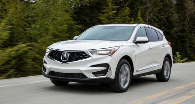 59 All New 2020 Acura Rdx Changes Redesign and Concept by 2020 Acura Rdx Changes