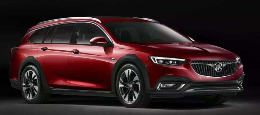 59 All New 2020 Buick Regal Station Wagon Images by 2020 Buick Regal Station Wagon