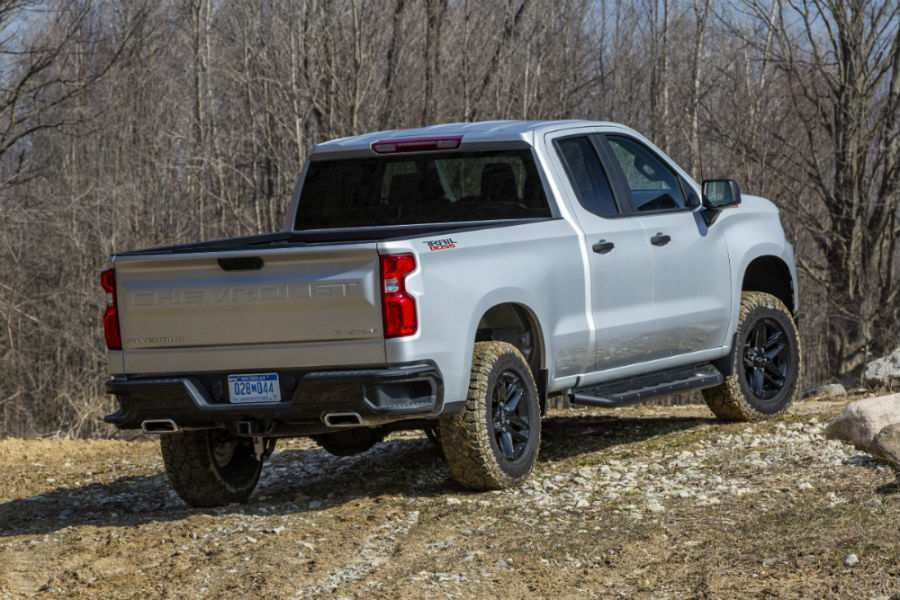 59 All New 2020 Chevrolet Silverado 1500 Ld Rumors for 2020 Chevrolet Silverado 1500 Ld