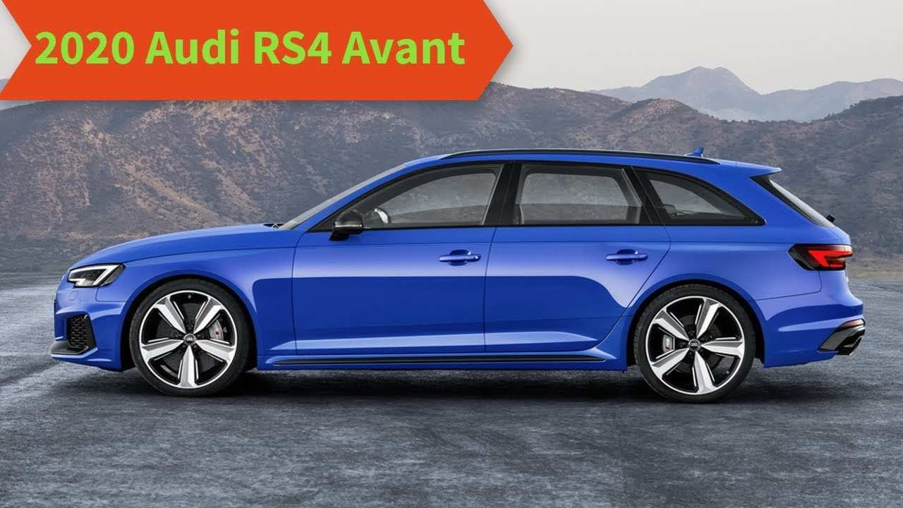 59 All New Audi Rs4 2020 Price for Audi Rs4 2020