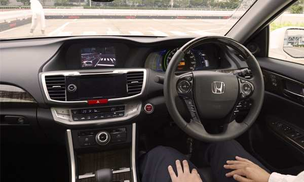 59 All New Honda Self Driving Car 2020 Release with Honda Self Driving Car 2020