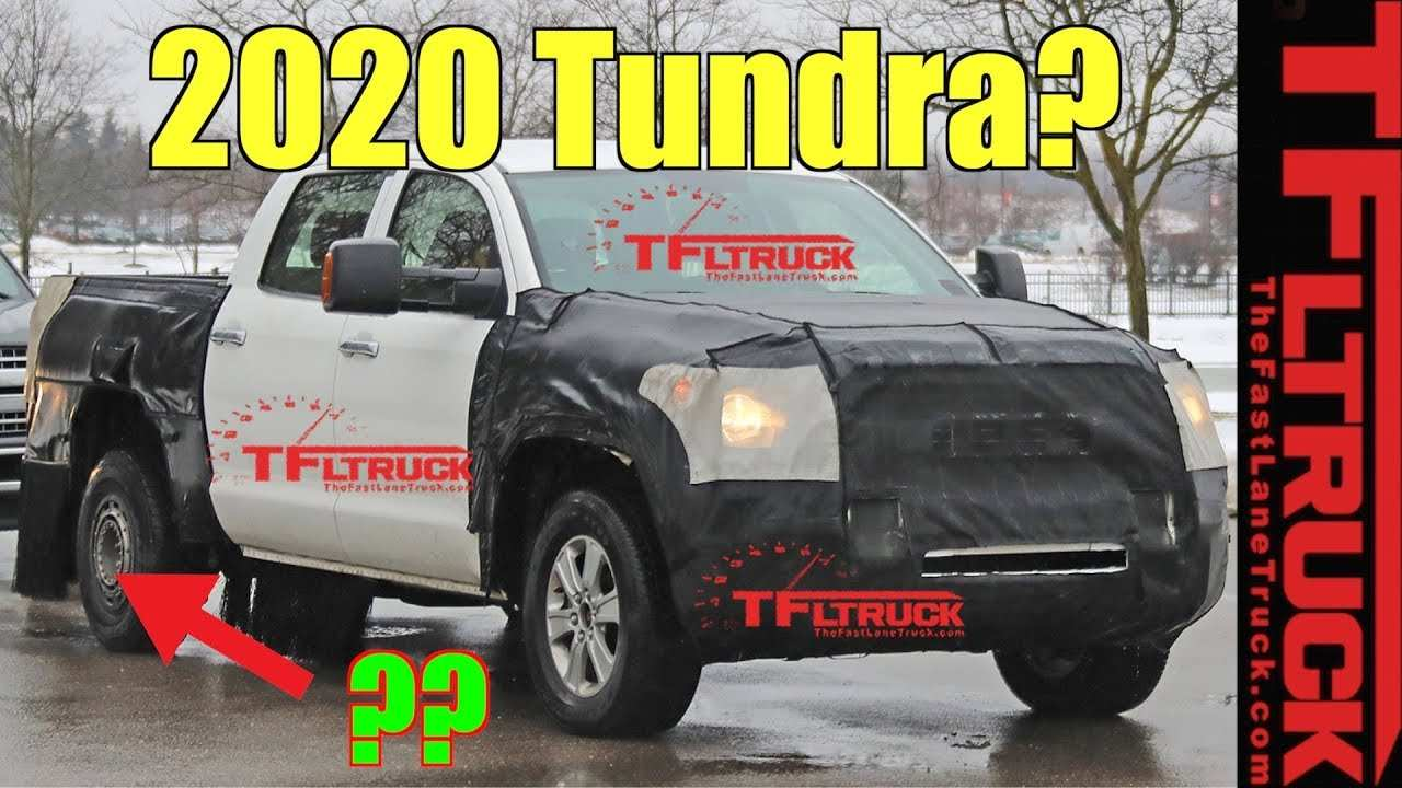 59 All New Toyota Tundra 2020 Engine for Toyota Tundra 2020
