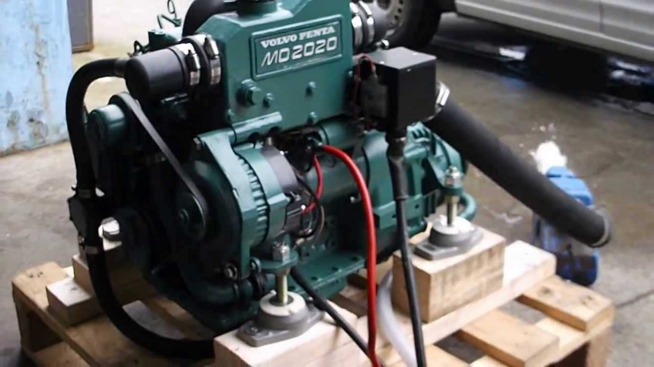 59 All New Volvo Penta Md2020 Review Images with Volvo Penta Md2020 Review