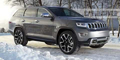59 Best Review Jeep Grand Cherokee 2020 Redesign Specs with Jeep Grand Cherokee 2020 Redesign