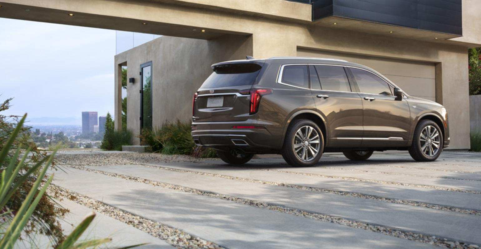 59 Concept of 2020 Cadillac Xt6 Length Price and Review by 2020 Cadillac Xt6 Length