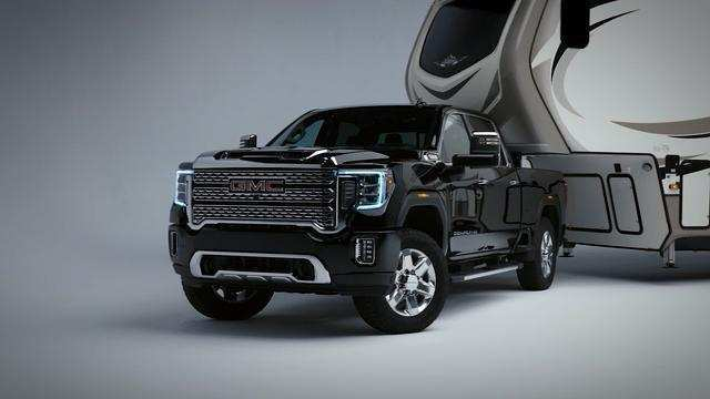 59 Concept of 2020 Gmc 2500 Interior Release Date by 2020 Gmc 2500 Interior