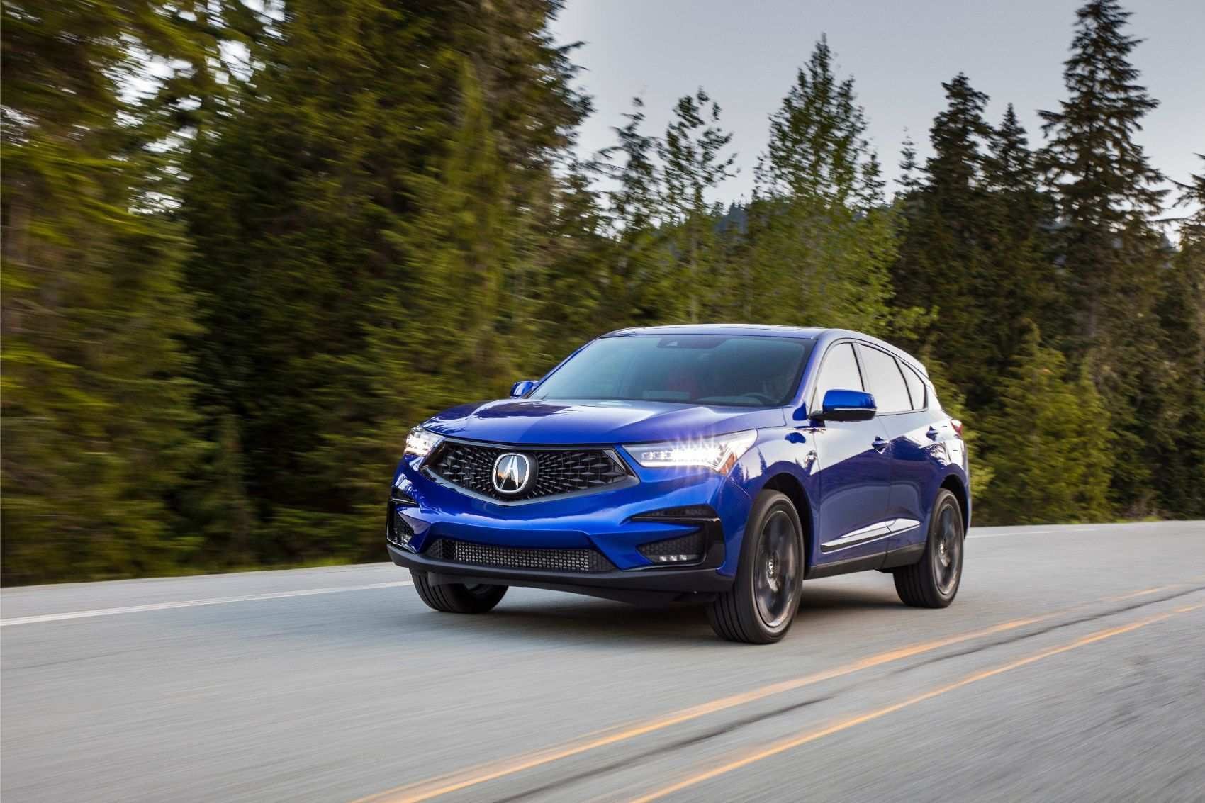 59 Concept of Acura Rdx 2020 Review Performance and New Engine for Acura Rdx 2020 Review