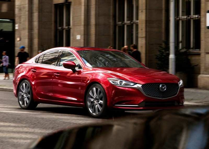 59 Concept of All New Mazda 6 2020 Redesign and Concept by All New Mazda 6 2020