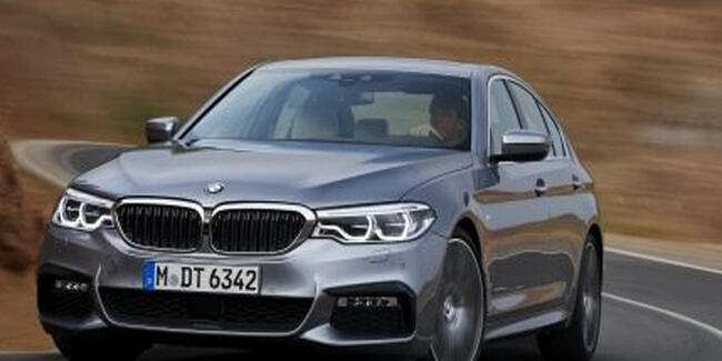 59 Concept of BMW G30 2020 Prices for BMW G30 2020