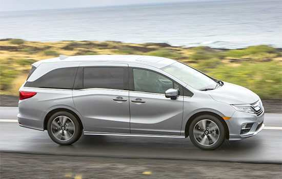 2020 Honda Odyssey Review And Release Date >> 59 Concept Of Honda Odyssey 2020 Awd Performance And New Engine With