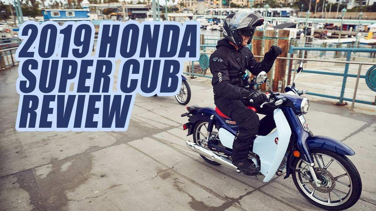 59 Concept of Honda Super Cub 2020 Specs and Review by Honda Super Cub 2020