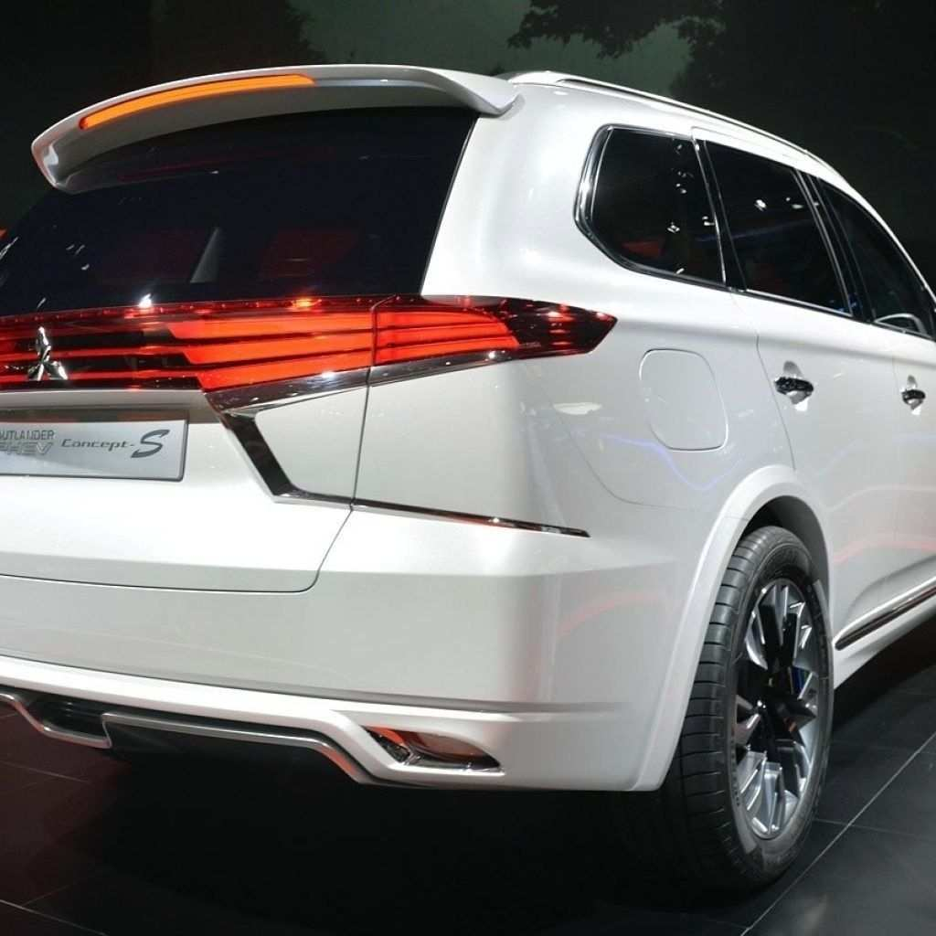 59 Concept of Mitsubishi Outlander 2020 Interior Ratings with Mitsubishi Outlander 2020 Interior