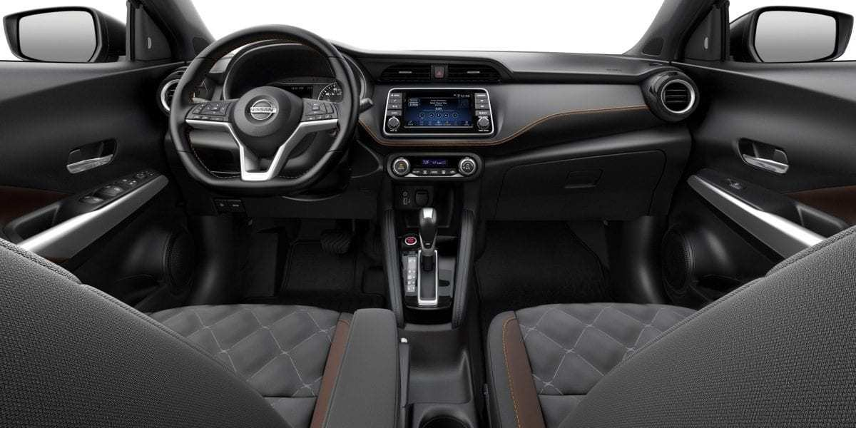 59 Concept of Nissan Kicks 2020 Interior Specs and Review with Nissan Kicks 2020 Interior