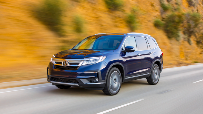 59 Concept of What Will The 2020 Honda Pilot Look Like Configurations with What Will The 2020 Honda Pilot Look Like