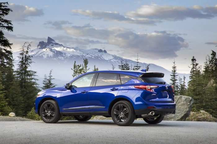 59 Gallery of 2020 Acura Rdx Changes Overview with 2020 Acura Rdx Changes
