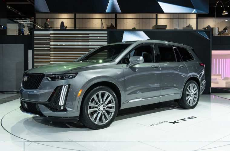 59 Gallery of 2020 Cadillac Xt6 Length Interior for 2020 Cadillac Xt6 Length