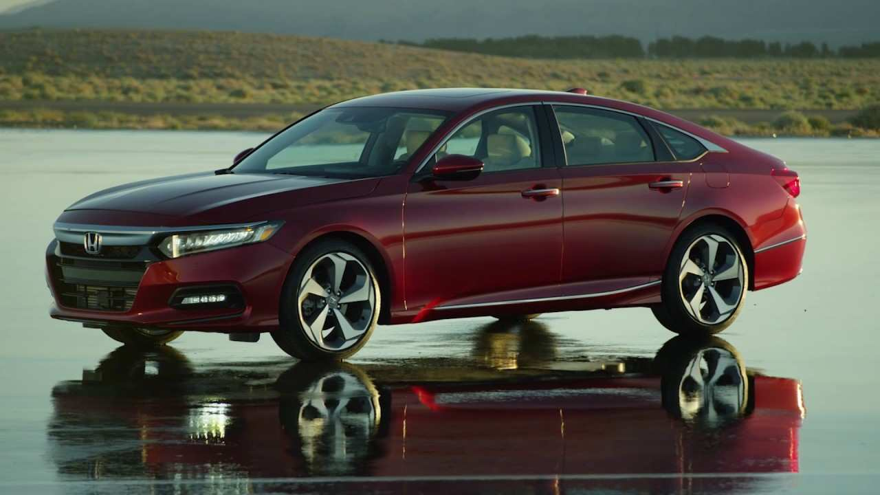 59 Gallery of 2020 Honda Accord Youtube Research New by 2020 Honda Accord Youtube