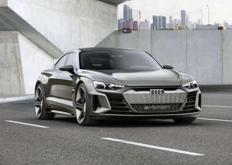 59 Gallery of Audi G Tron 2020 Exterior for Audi G Tron 2020
