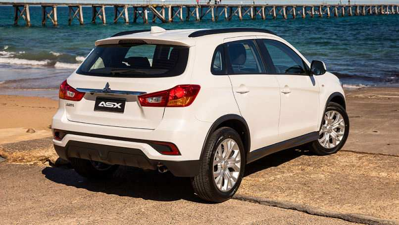 59 Gallery of Mitsubishi Asx 2020 Uscita Pictures with Mitsubishi Asx 2020 Uscita