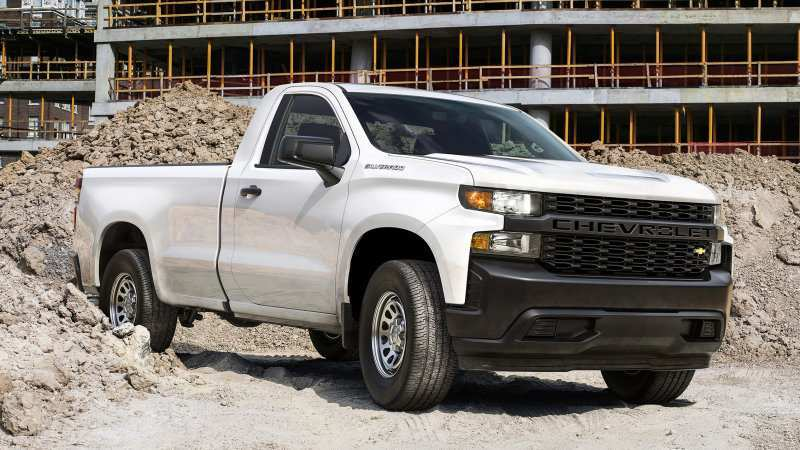 59 Great 2020 Chevrolet Silverado 1500 Ld Redesign with 2020 Chevrolet Silverado 1500 Ld