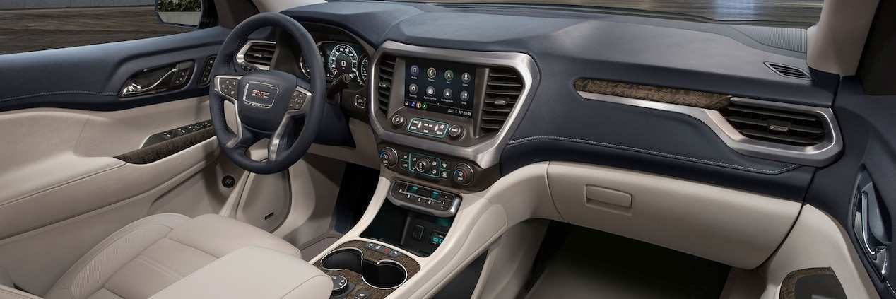 59 Great 2020 Gmc Acadia Length Specs with 2020 Gmc Acadia Length