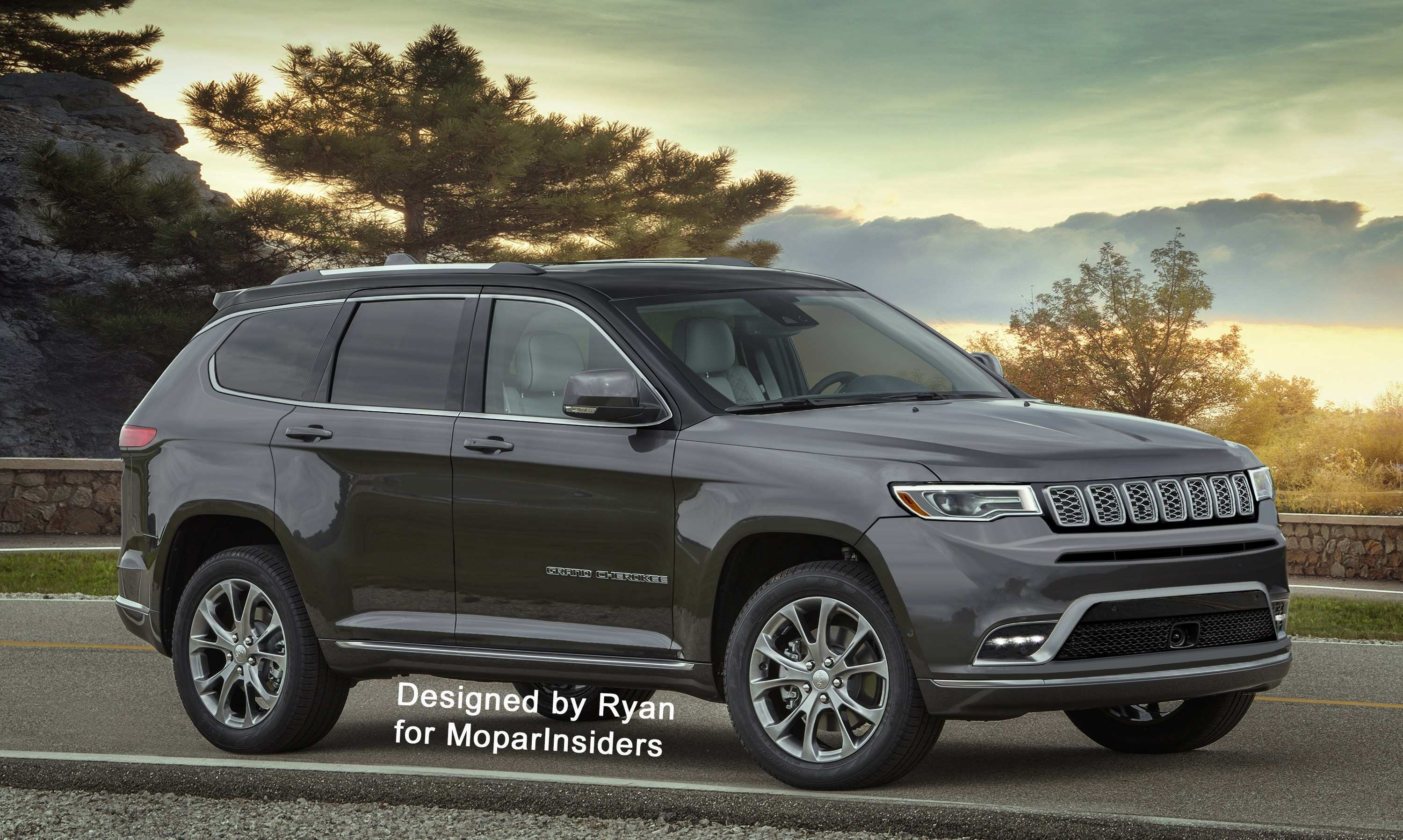 59 Great Jeep Grand Cherokee 2020 Redesign Price by Jeep Grand Cherokee 2020 Redesign