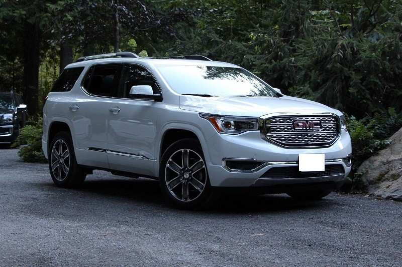 59 New 2020 Gmc Acadia Length Speed Test by 2020 Gmc Acadia Length