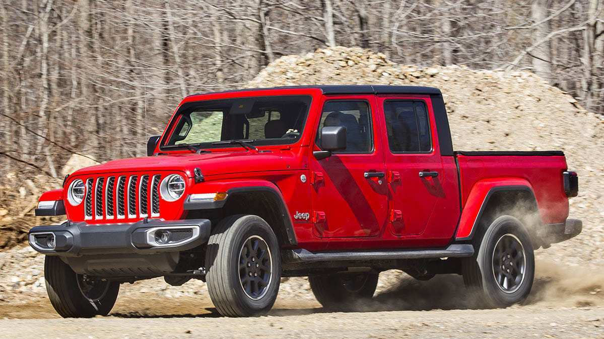 59 New 2020 Jeep Gladiator Video Reviews for 2020 Jeep Gladiator Video