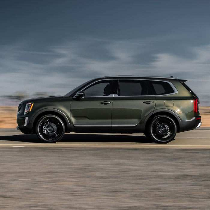 59 New 2020 Kia Telluride Brochure Pdf Research New for 2020 Kia Telluride Brochure Pdf