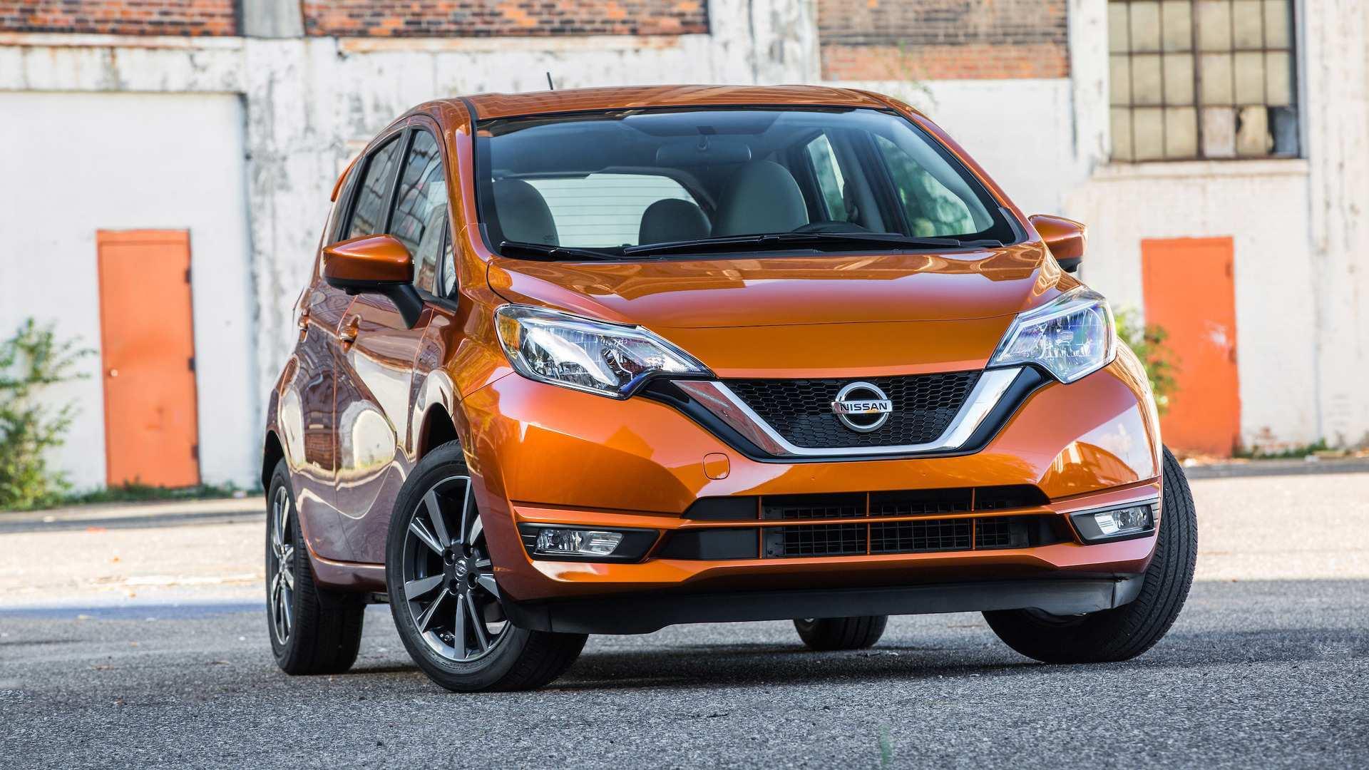 59 New 2020 Nissan Versa Hatchback Performance for 2020 Nissan Versa Hatchback