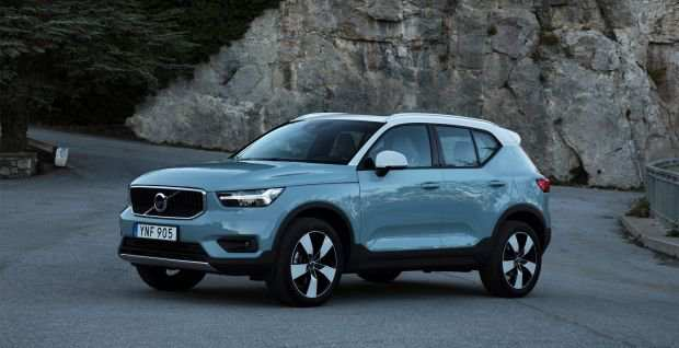 59 New 2020 Volvo Xc40 Hybrid Pictures for 2020 Volvo Xc40 Hybrid