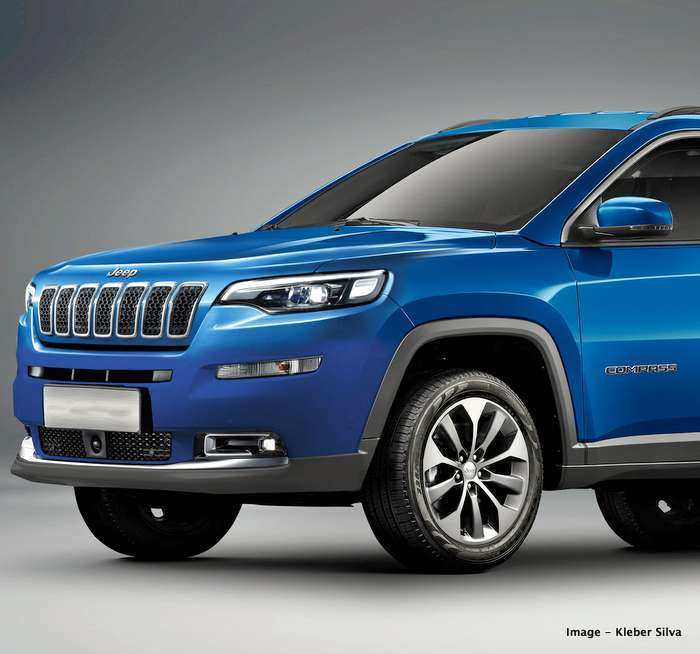 59 New Jeep Compass 2020 India Pricing with Jeep Compass 2020 India