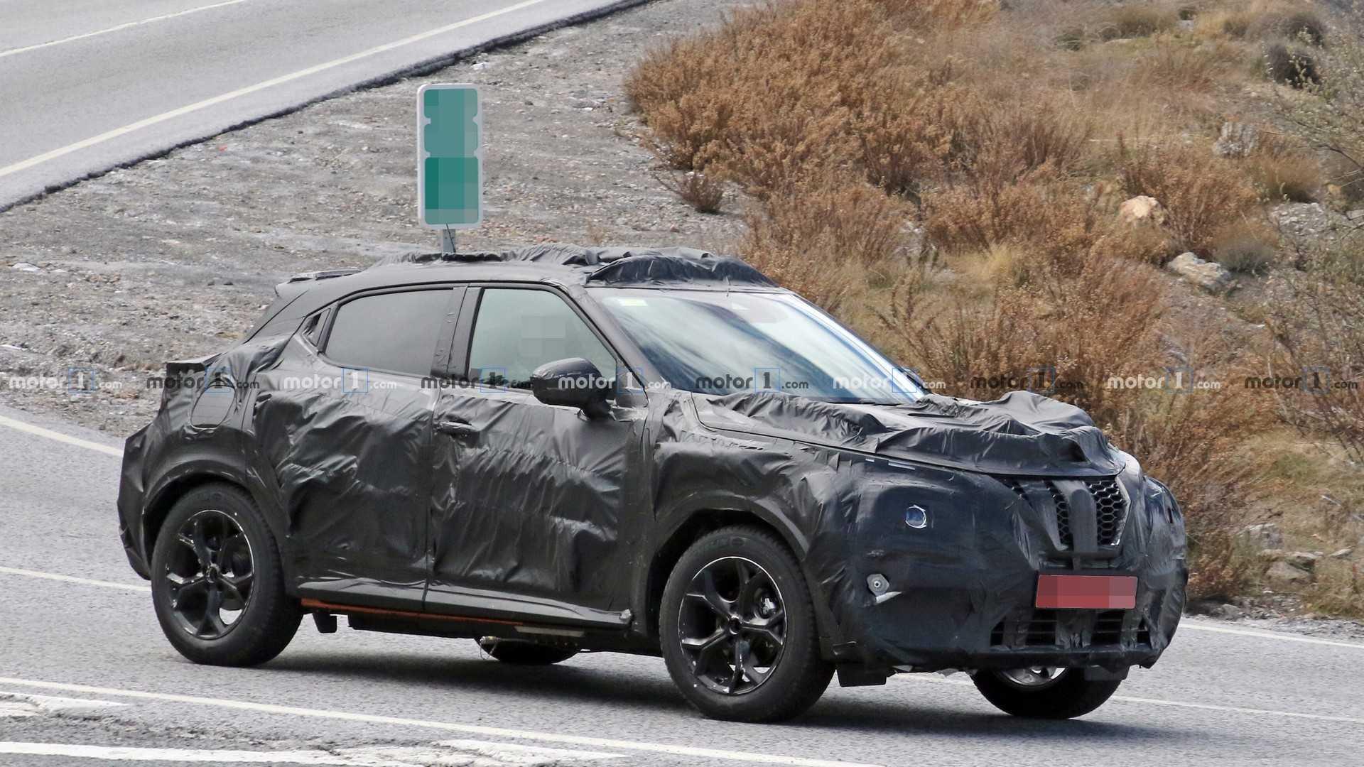 59 New Nissan Juke 2020 Spy Shots Redesign with Nissan Juke 2020 Spy Shots
