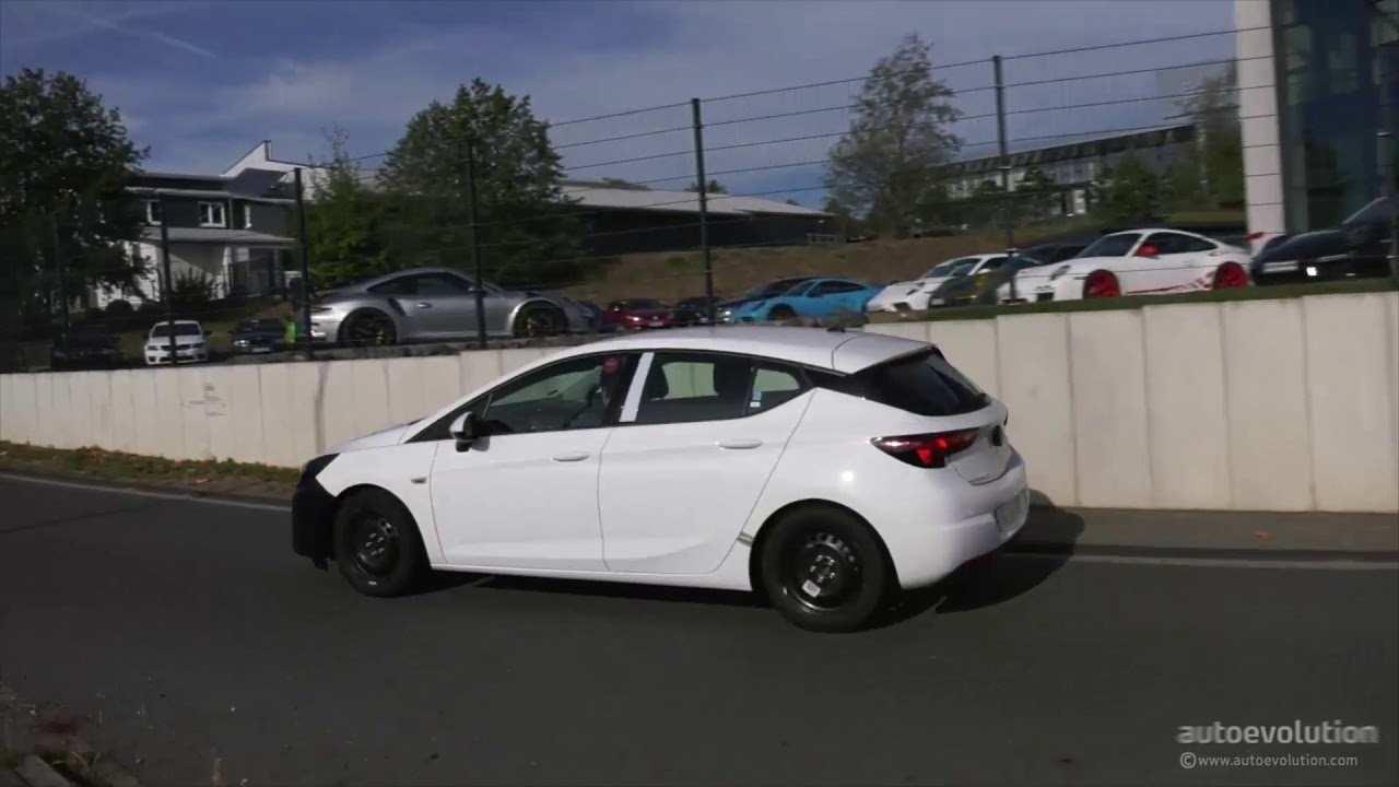 59 New Opel Astra 2020 Interior Spesification with Opel Astra 2020 Interior