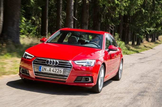 59 The Audi A4 2020 Release Date Spy Shoot with Audi A4 2020 Release Date
